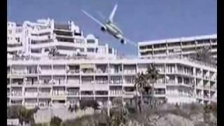 Flugzeugabsturz !