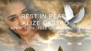 Rest In Peace Alize