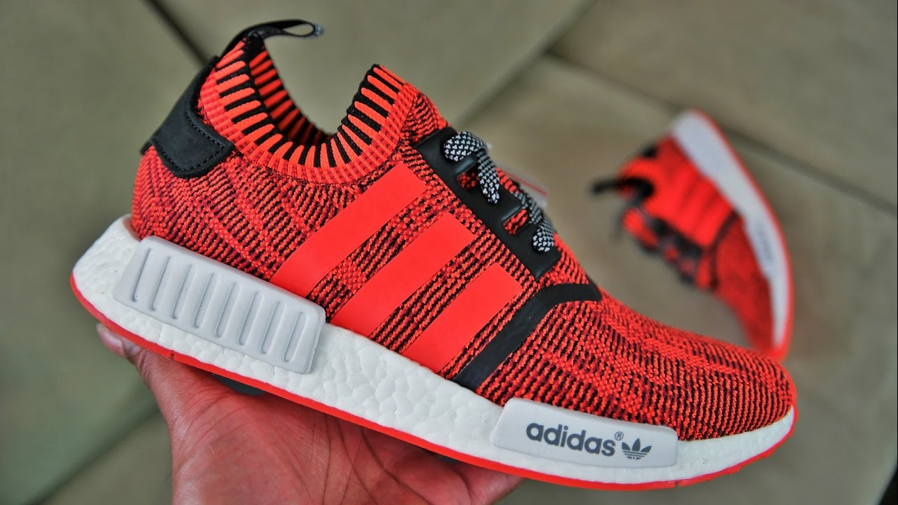 Adidas Nmd R1 Red Apple