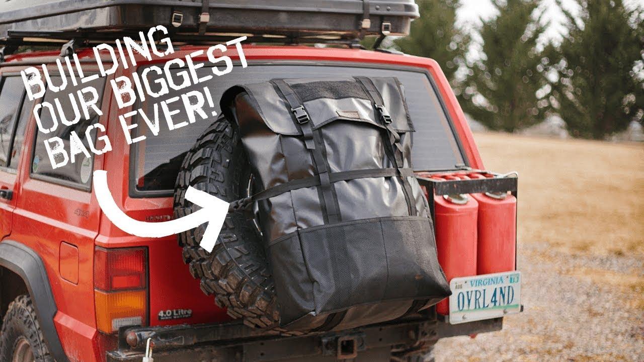 Blue Ridge Tire >> Design And Build Ep 6 Tire Storage Bag Xl