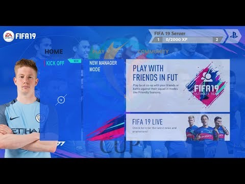 Game Android Offline FIFA 14 Mod FIFA 19 AFF AFC UCL WC Edition New Menu Link + Cara Install - 동영상