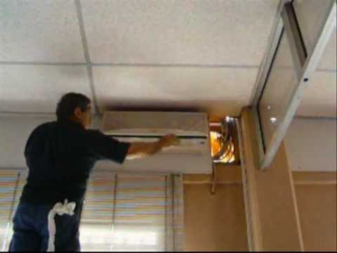 Pulire il climatizzatore youtube - Swing condizionatore ...