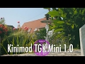 Kinimod TGK Mini 1.0 Hookahporn Im Urwald Deutschlands Klassische Shisha zwische Blätter- Shisha Opa