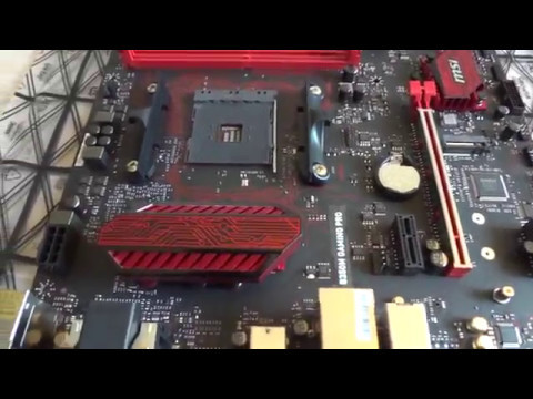 hqdefault msi b350m gaming pro youtube  at eliteediting.co