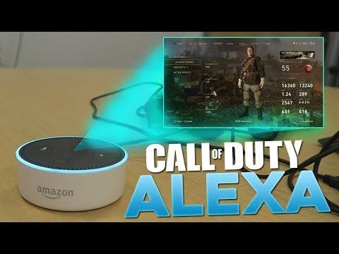 Call of Duty Alexa App