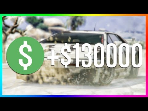 HOW TO MAKE $130,000 IN UNDER 5 MINUTES IN GTA ONLINE! (LIMITED TIME ONLY)