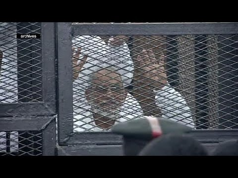 Muslim Brotherhood death sentences confirmed in Egypt