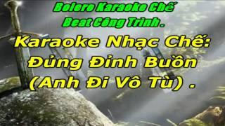 Karaoke Chế Liên Khúc Trong Tù Đỉnh Cao Phần 1
