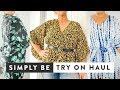 Simply Be Summer Honest Review Try On Haul   Curve Fashion