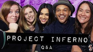 We Answered Your Questions! (Q&A) • Project Inferno