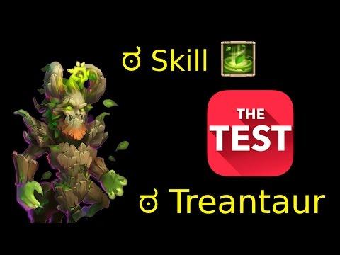 Castle Clash ➤ Treantaur Hero Test: Skill, Level, Angriffe, Arena ಠ Schloss Konflikt [Deutsch]