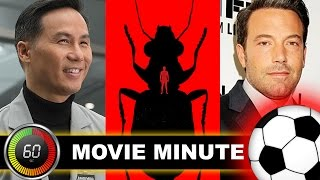 BD Wong says Jurassic World NOT racist! Ben Affleck FIFA Scandal movie - Beyond The Trailer