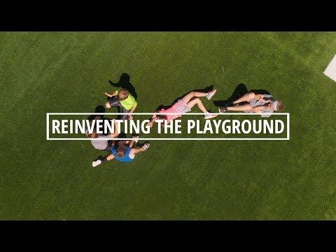 Innovative Outdoor Playground Surfaces & Flooring | XGrass