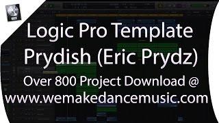 HOW TO PRODUCE THE ERIC PRYDZ SOUND   Pryda sound in Logic Pro By Mikas wemakedancemusiccom