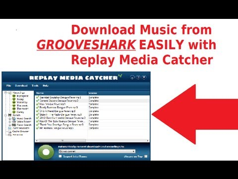 HOW TO DOWNLOAD MUSIC FROM GROOVESHARK, DOWNLOAD FROM GROOVESHARK EASILY WITH THIS SIMPLE TOOL