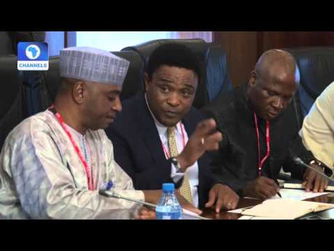 Question Time Interviews  Ministry Of Power Perm. Sec., Amb.  Igali Pt 2