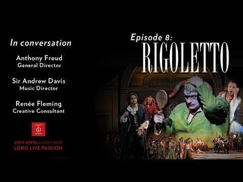 RIGOLETTO at Lyric Opera of Chicago