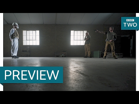 The recruits get shot at - Special Forces: Ultimate Hell Week Episode 5 Preview - BBC Two