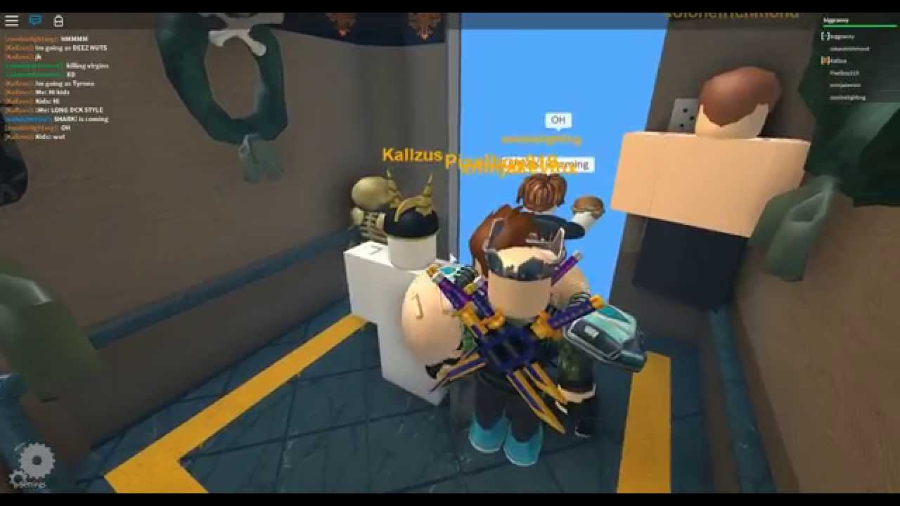 Download [ROBLOX: The Normal Elevator] - Lets Play All Cutscenes Commentary - Halloween Update!
