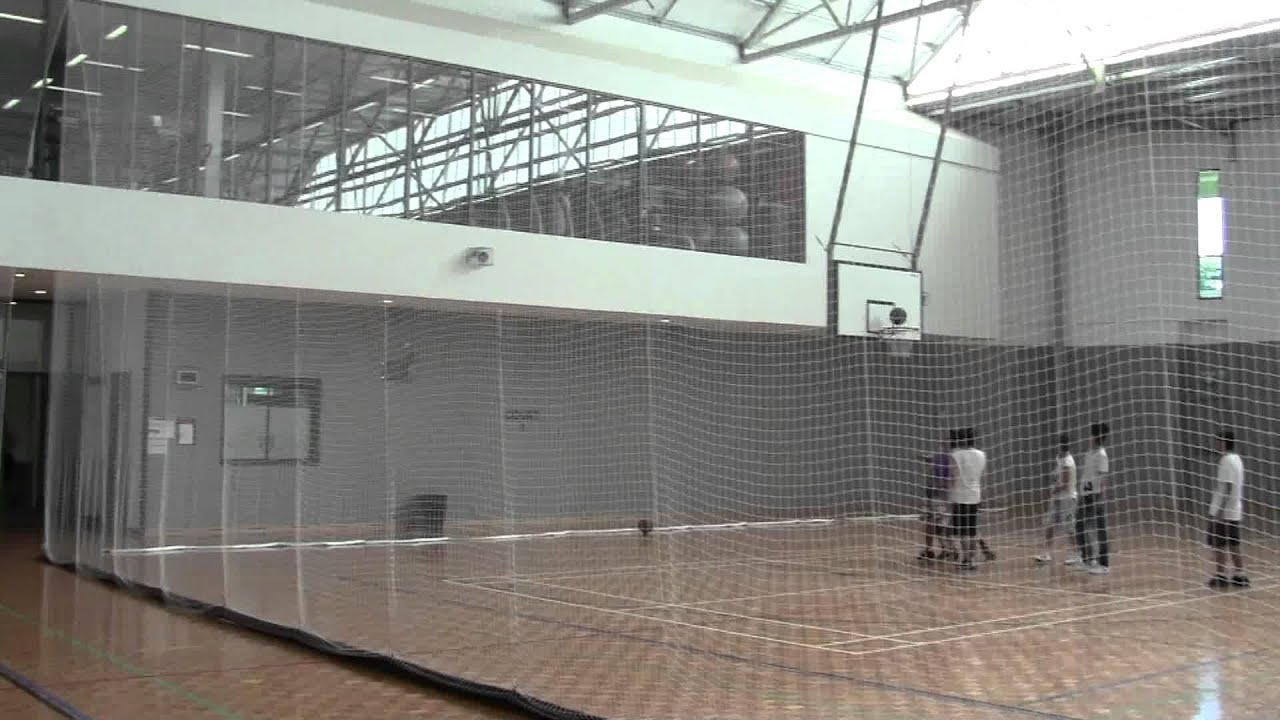 Indoor Sports Netting For Multiple Sports