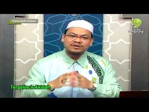 Adat Melayu Rosak Aqidah - Dr Zaharuddin Abd Rahman