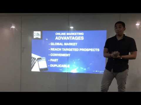 ONLINE MARKETING training part 1 (basic system)