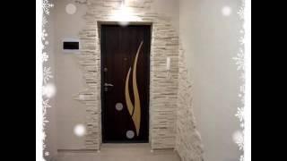 видео Облицовка интерьера камнем