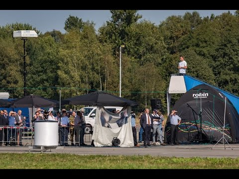 Drone Detection demo for Dutch Ministry of Security & Justice