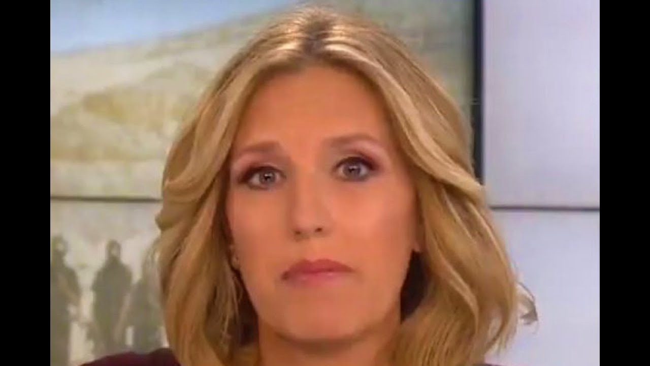 CNN Anchor Poppy Harlow Passes Out On Air - YouTube
