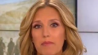 CNN Anchor Poppy Harlow Passes Out On Air