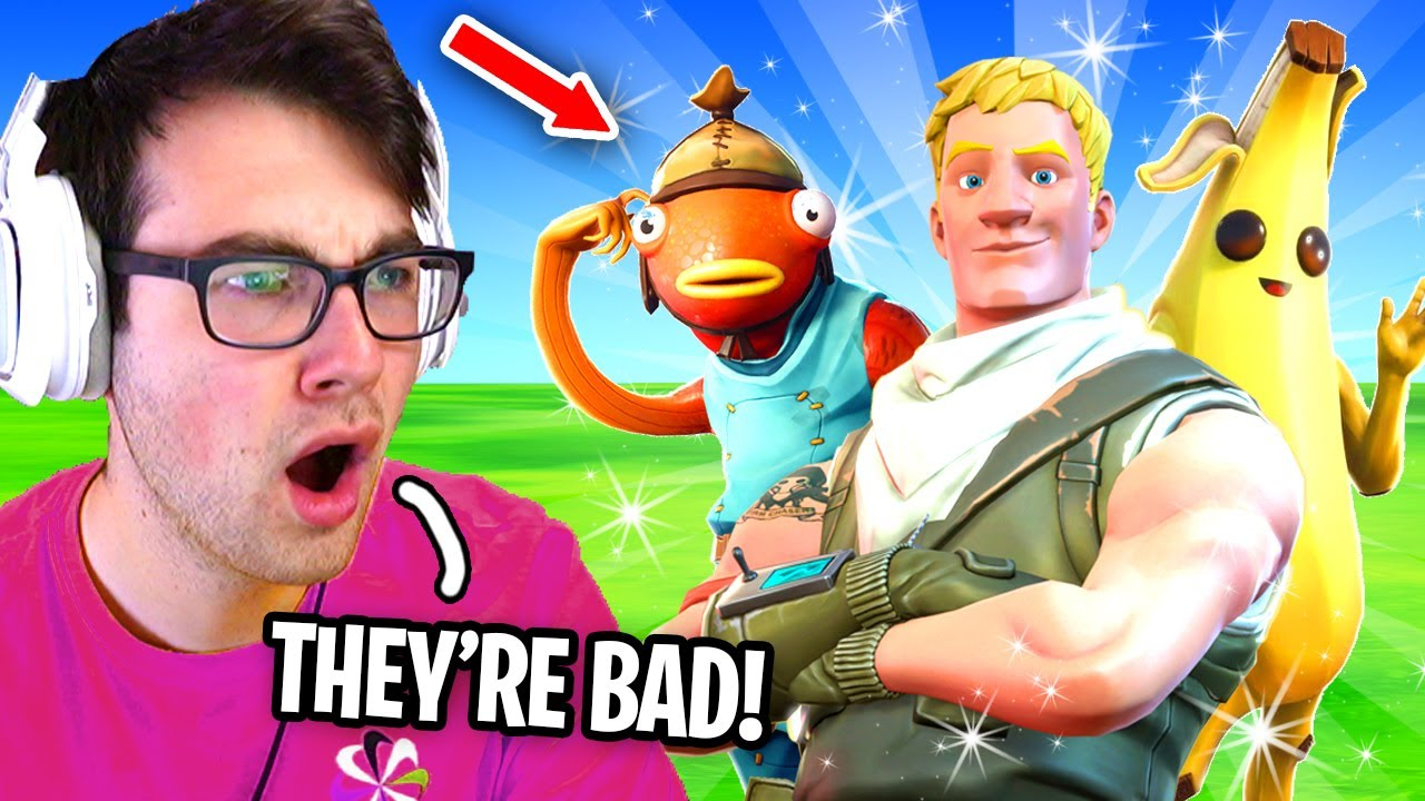 I Hosted a BAD PLAYERS ONLY Tournament for $100 in Fortnite... (this was crazy) thumbnail