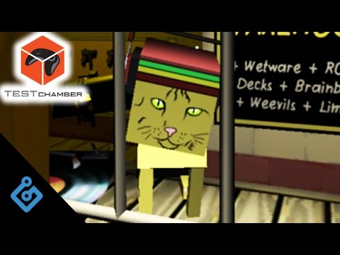 Test Chamber – Hacking The System With Quadrilateral Cowboy