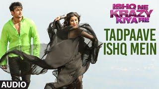 Tadpaave Ishq Mein Full AUDIO Song | Ishq Ne Krazy Kiya Re | T-Series