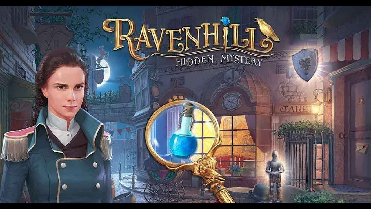Ravenhill: Hidden Mystery gameplay Android-iOS - YouTube