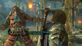 Shadow of War | My Blood Brother Rescue Team! XD!