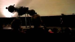 Про технологию сферического кино (Атмосфера)(02.12.2011. Вступительная речь перед открытием технологии показа видео