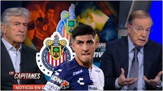El refuerzo más esperado de Chivas, NO jugará en el 2020. Sale pieza clave de Peláez | Los Capitanes