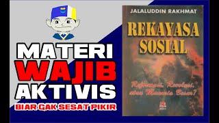 Materi Wajib Aktivis (Rekayasa Sosial)