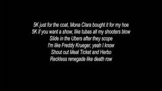 """Rico Recklezz -""""No Talking"""" (Soulja boy MBAM Flip Diss)[Lyrics]"""