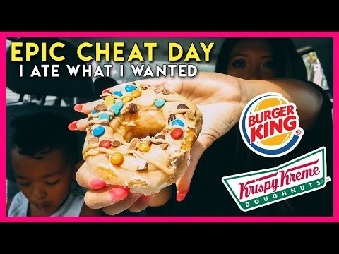 I Ate What I Wanted For 12hrs...(5,000+ Calorie CHEAT DAY #13)