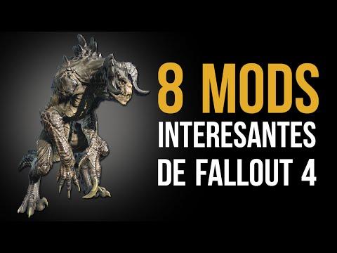 8 MODS INTERESANTES de FALLOUT 4