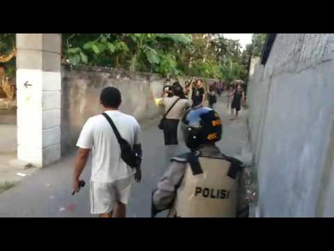 Bentrok Antar Kampung Monjok vs Taliwang