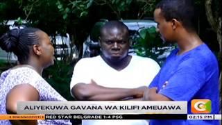 Aliyekuwa naibu gavana wa Kilifi auawa