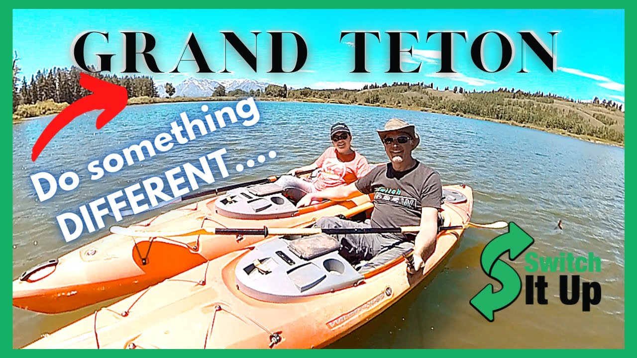 What to do in Grand Teton & Where to Stay...