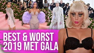 Best & Worst Dressed Met Gala 2019 (Dirty Laundry)