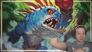 Hearthstone: Heroes of Quest Murloc and Crazy Plays