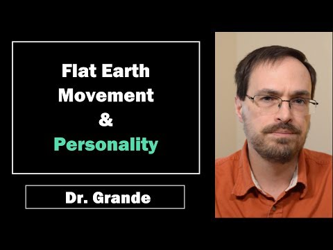 The Flat Earth Movement and Personality thumbnail
