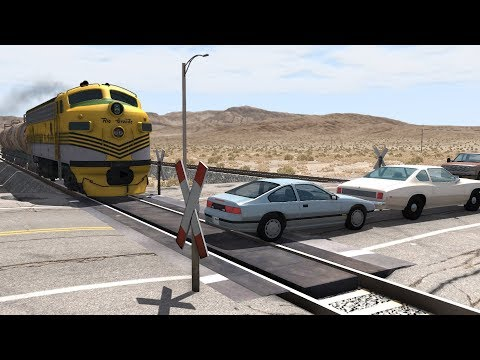 Train Accidents 4 | BeamNG.drive