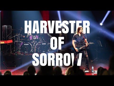 Scream Inc. - Harvester of sorrow (Metallica cover) Live Ekb