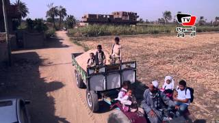 الأهالي بقرية «نجع الجبل» يشكون من عدم وجود مدارس لأولادهم